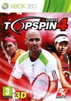 Jaquette du jeu Top Spin 4