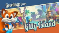 Jaquette du jeu Super Lucky's Tale : Gilly Island