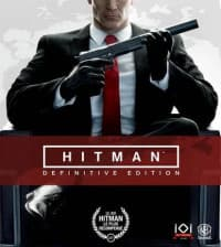 Jaquette du jeu Hitman : Definitive Edition