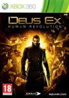 Jaquette du jeu Deus Ex : Human Revolution