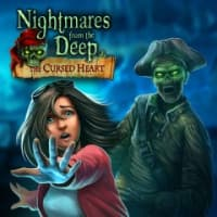 Jaquette du jeu Nightmares From the Deep : The Cursed Heart