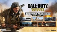Jaquette du jeu Call of Duty : WWII - The War Machine