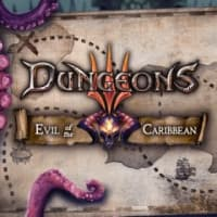 Jaquette du jeu Dungeons III - Evil of the Caribbean