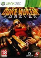 Jaquette du jeu Duke Nukem Forever