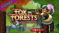 Jaquette du jeu Fox n Forests