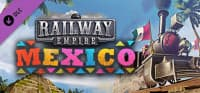 Jaquette du jeu Railway Empire : Mexico