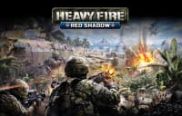 Jaquette du jeu Heavy Fire : Red Shadow