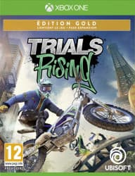 Jaquette du jeu Trials Rising