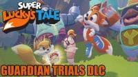 Jaquette du jeu Super Lucky's Tale : Guardian Trials