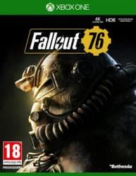 Jaquette du jeu Fallout 76