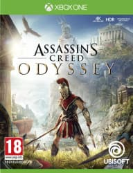 Jaquette du jeu Assassin's Creed Odyssey