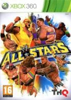 Jaquette du jeu WWE All Stars