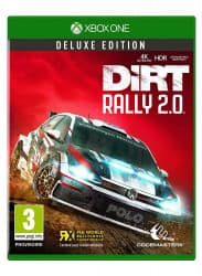 Jaquette du jeu DiRT Rally 2.0