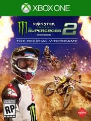 Jaquette du jeu Monster Energy Supercross 2