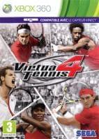 Jaquette du jeu Virtua Tennis 4