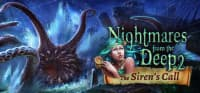 Jaquette du jeu Nightmares from the Deep 2: The Siren's Call