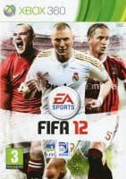 Jaquette du jeu FIFA 12