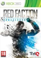 Jaquette du jeu Red Faction Armageddon