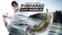 Jaquette du jeu Fishing Sim World
