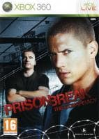 Jaquette du jeu Prison break : The Conspiracy
