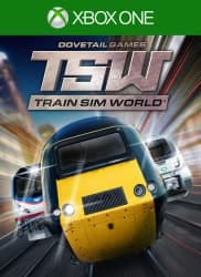 Jaquette du jeu Train Sim World