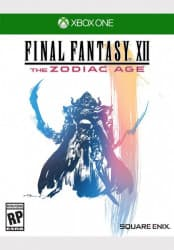 Jaquette du jeu Final Fantasy XII : The Zodiac Age