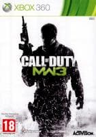 Jaquette du jeu Call of Duty : Modern Warfare 3
