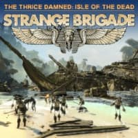 Jaquette du jeu Strange Brigade - The Thrice Damned 1 : Isle of the Dead