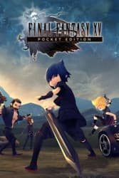 Jaquette du jeu Final Fantasy XV Pocket Edition