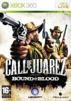 Jaquette du jeu Call Of Juarez : Bound in Blood