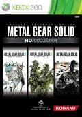 Jaquette du jeu Metal Gear Solid HD Collection