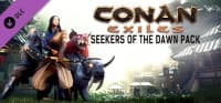 Jaquette du jeu Conan Exiles : Seekers of the Dawn Pack