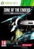 Jaquette du jeu Zone of the Enders HD Collection