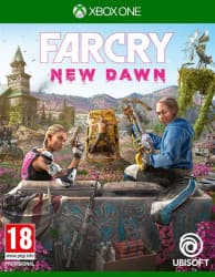Jaquette du jeu Far Cry : New Dawn