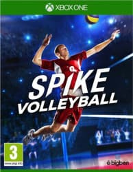 Jaquette du jeu Spike Volleyball