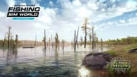 Jaquette du jeu Fishing Sim World : Lake Arnold