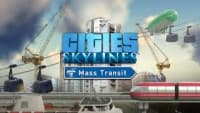 Jaquette du jeu Cities Skylines : Mass Transit