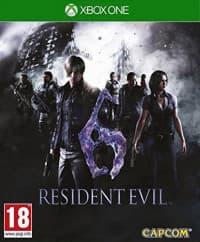 Jaquette du jeu Resident Evil 6