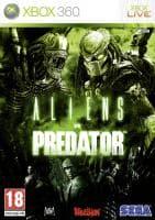 Jaquette du jeu Aliens vs Predator
