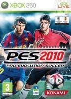 Jaquette du jeu Pro Evolution Soccer 2010