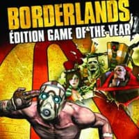 Jaquette du jeu Borderlands : Game of the Year Edition