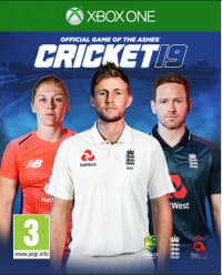 Jaquette du jeu Ashes Cricket 19
