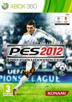 Jaquette du jeu Pro Evolution Soccer 2012