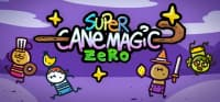 Jaquette du jeu Super Cane Magic ZERO