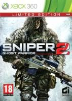 Jaquette du jeu Sniper : Ghost Warrior 2