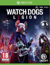 Jaquette du jeu Watch Dogs Legion