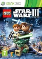 Jaquette du jeu LEGO Star Wars III : The Clone Wars