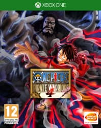 Jaquette du jeu One Piece : Pirate Warriors 4