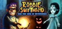 Jaquette du jeu Robbie Swifthand and the Orb of Mysteries
