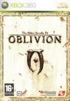 Jaquette du jeu The Elder Scrolls IV : Oblivion